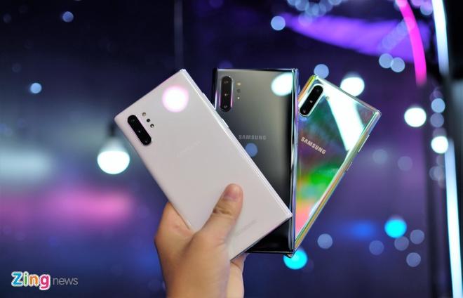 Dung bo qua dieu nay khi mua sac nhanh cho Galaxy Note10+ hinh anh 1