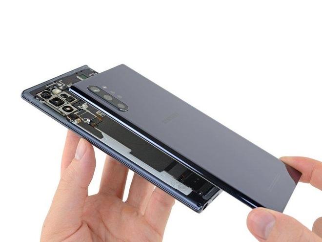 Ben trong Galaxy Note10+ 5G co gi? hinh anh 3