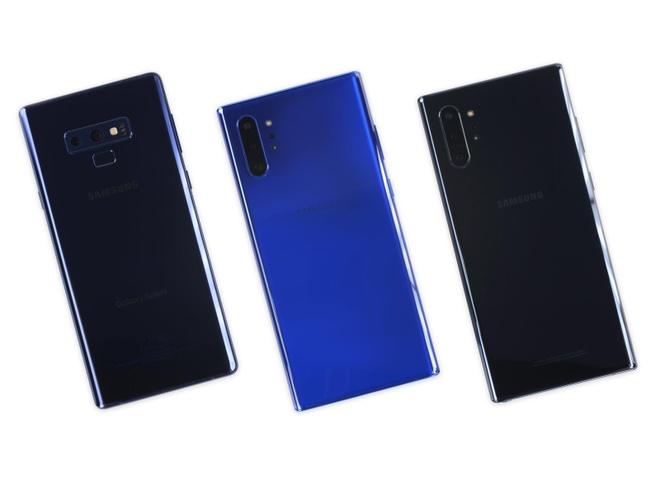 Ben trong Galaxy Note10+ 5G co gi? hinh anh 1