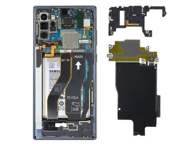 Ben trong Galaxy Note10+ 5G co gi? hinh anh 4
