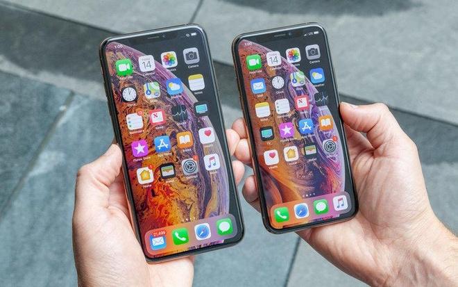 iPhone XS, XS Max da bi khai tu hinh anh 2