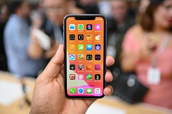 So sanh iPhone 11 va XR - co dang de nang cap? hinh anh 7