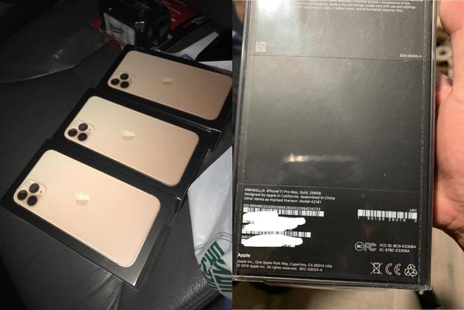 iPhone 11 Pro Max lại xuất hiện ở VN, giá 95 triệu đồng