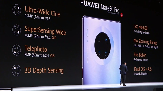 Tren tay Huawei Mate 30 Pro anh 4