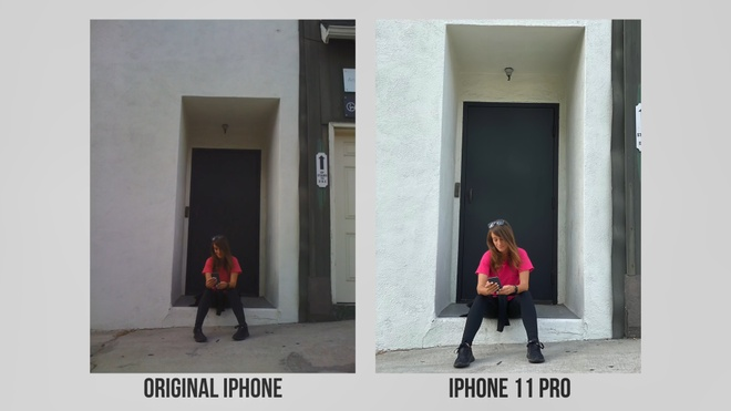 so sanh camera iPhone 11 Pro va iPhone 2G anh 5
