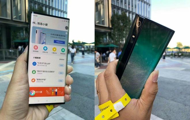 tren tay Xiaomi Mi Mix Alpha anh 8