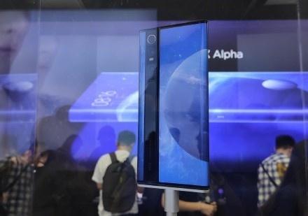 tren tay Xiaomi Mi Mix Alpha anh 5