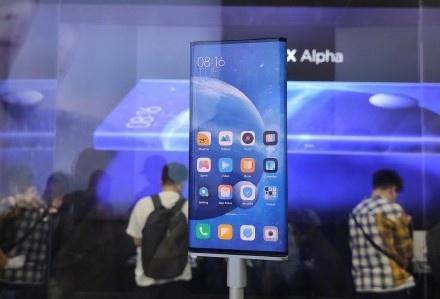 tren tay Xiaomi Mi Mix Alpha anh 4