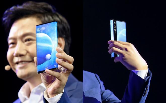 tren tay Xiaomi Mi Mix Alpha anh 7