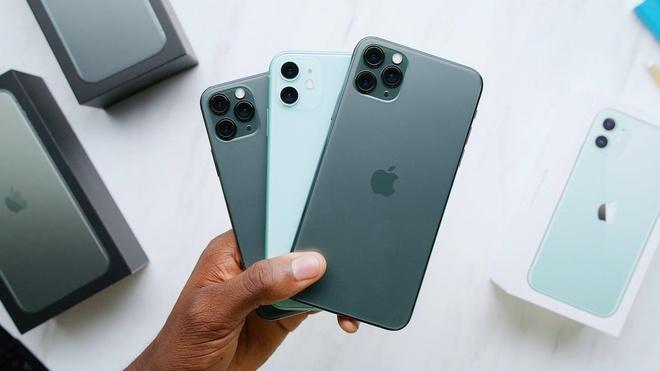 iPhone 11, Mi Mix Alpha va loat smartphone dang chu y vua ra mat hinh anh 3