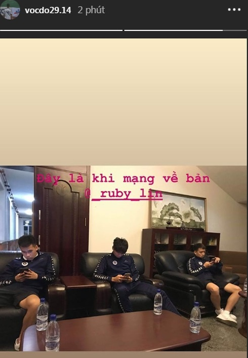 Quang Hai noi gi khi duoc trai nghiem Internet tai Binh Nhuong? hinh anh 1