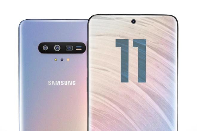 Samsung Galaxy S11 se trong nhu the nao? hinh anh 2