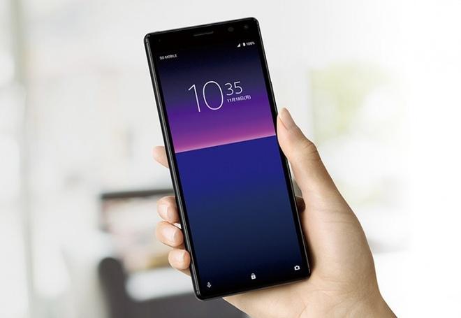 Sony tung Xperia 8 gia 500 USD, trung thanh voi man hinh sieu dai hinh anh 1