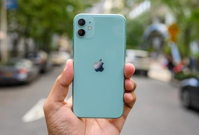 iPhone 11 Pro bi nguoi Viet hat hui anh 2