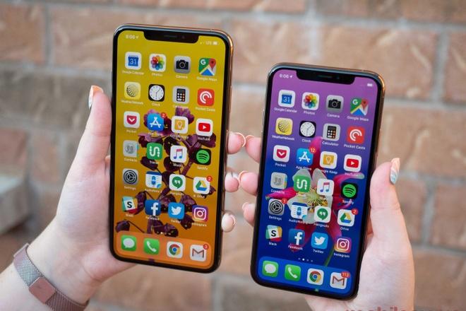 iPhone XS Max giam gia tien trieu tai Viet Nam hinh anh 1