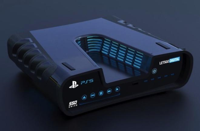 PlayStation 5 gia 550 USD, ra mat cuoi nam 2020? hinh anh 1