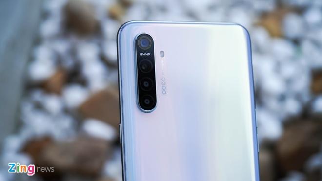 Chi tiet Realme XT - camera 64 MP, gia 8 trieu dong hinh anh 3