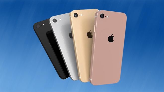 Dien thoai gia re cua Apple se co ten la iPhone 9 hinh anh 1