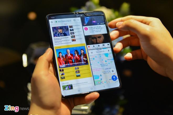 Galaxy Fold, Mi Note 10 va loat di dong ve Viet Nam dip cuoi nam hinh anh 1