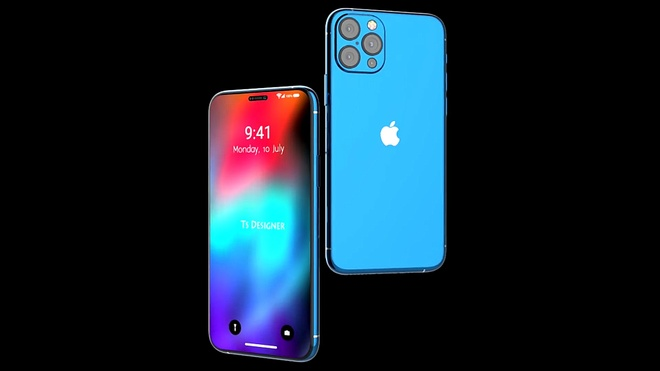 iPhone 12 voi Face ID duc lo, van tay duoi man hinh trong ra sao? hinh anh 1 13.jpg