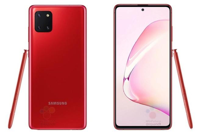 Galaxy Note10 Lite manh ngang Note9, gia tu 660 USD hinh anh 1 Samsung-Galaxy-Note-10-Lite-2.jpg