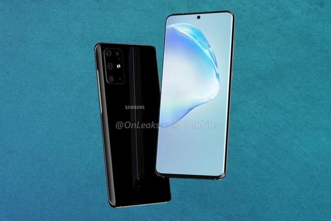Galaxy S20 co gia tu 799 USD, ra mat ngay 11/2? hinh anh 1 SamsungGalaxyS11Krender3.jpg