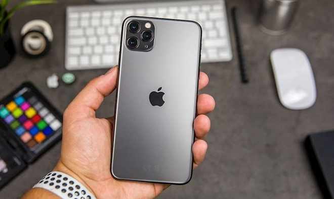 iPhone 11 Pro Max giam gia anh 1