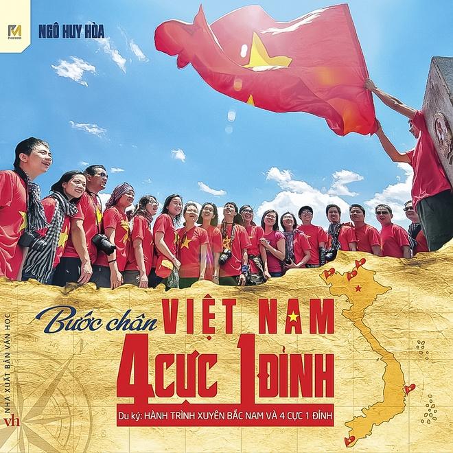 Len duong voi Buoc chan Viet Nam - Bon cuc mot dinh hinh anh