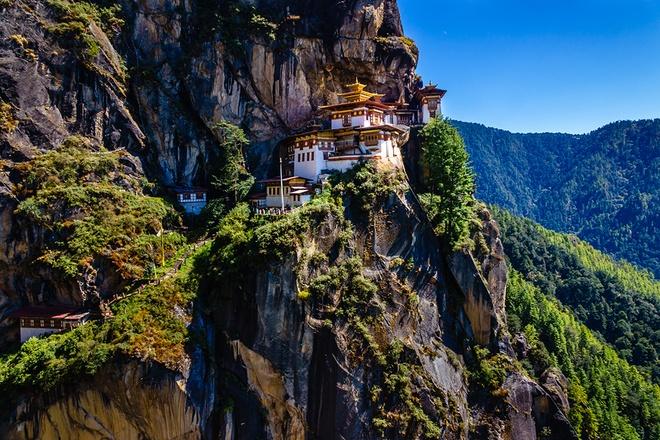 Trien lam anh Bhutan - Thien duong cuoi cung noi ha gioi hinh anh