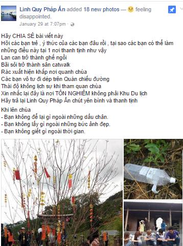 Hinh anh xau xi cua ban tre o ngoi chua noi Son Tung quay MV hinh anh 16