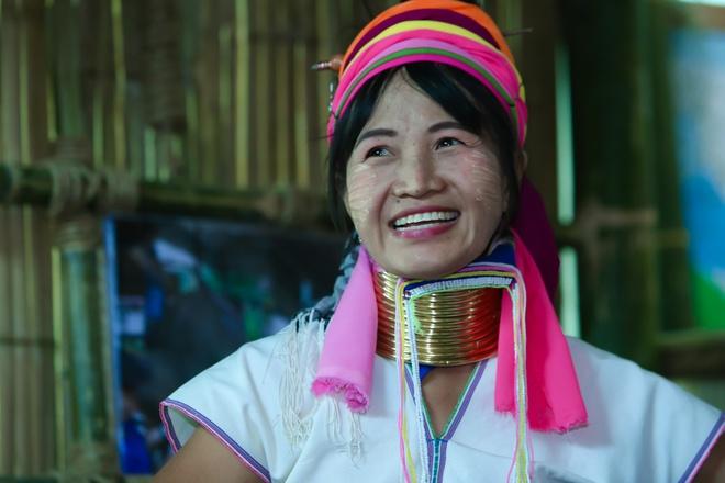 Hoa than lam nguoi co dai o Thai Lan hinh anh