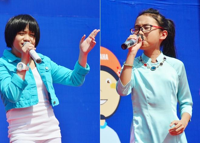 Phuong My Chi, Linh Lan cover hit cua Cam Ly - Phuong Uyen hinh anh