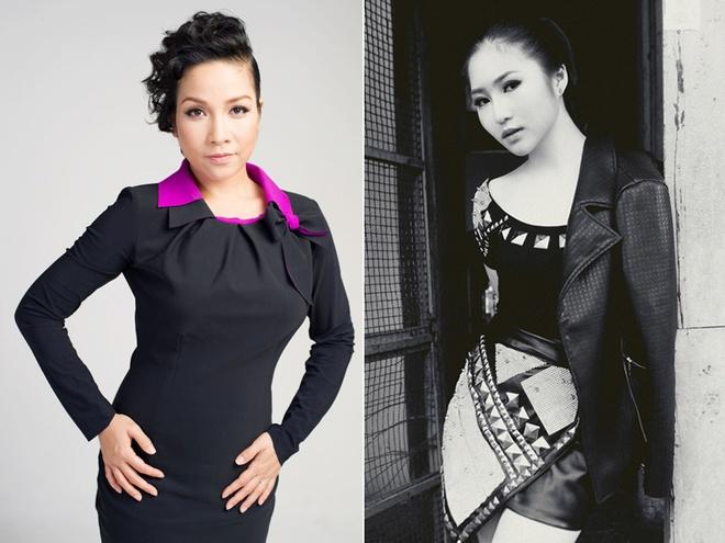 Yen Trang thay Ho Ngoc Ha ngoi 'ghe nong' cuoc thi nhay hinh anh 4
