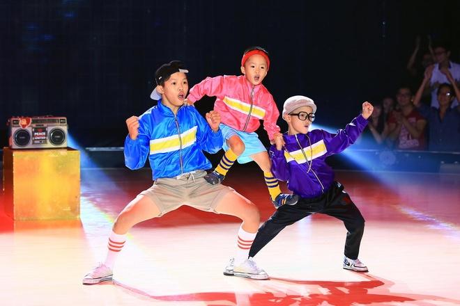 Khanh Thi tro lai 'Got To Dance' sau vu bo show dot ngot hinh anh 4