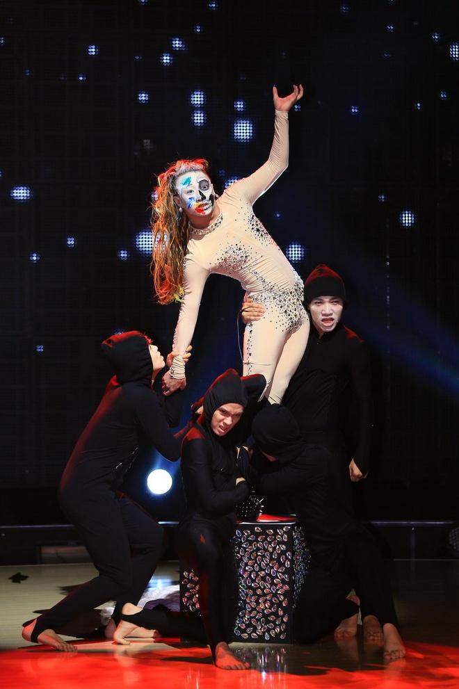 Khanh Thi tro lai 'Got To Dance' sau vu bo show dot ngot hinh anh 6