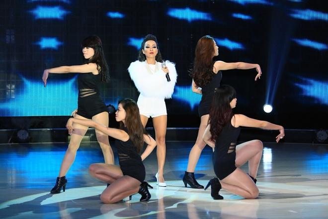 Khanh Thi tro lai 'Got To Dance' sau vu bo show dot ngot hinh anh 11