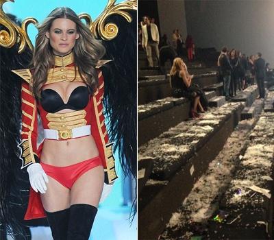 8 bi mat hau truong cua Victoria's Secret Fashion Show 2013 hinh anh