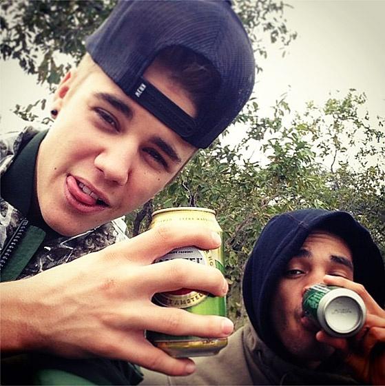 Nhung vu sieu be boi cua Justin Bieber nam 2013 hinh anh 5