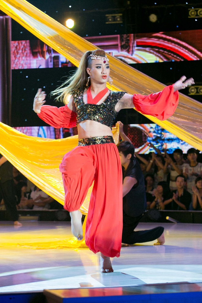 Ba thien than chia tay 'Got To Dance' trong nuoc mat hinh anh 10