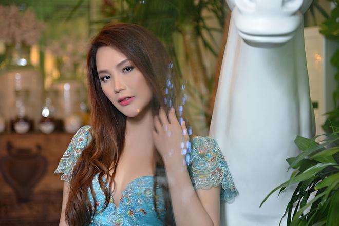 Ho Quynh Huong gop mat o ban ket Got To Dance hinh anh 3