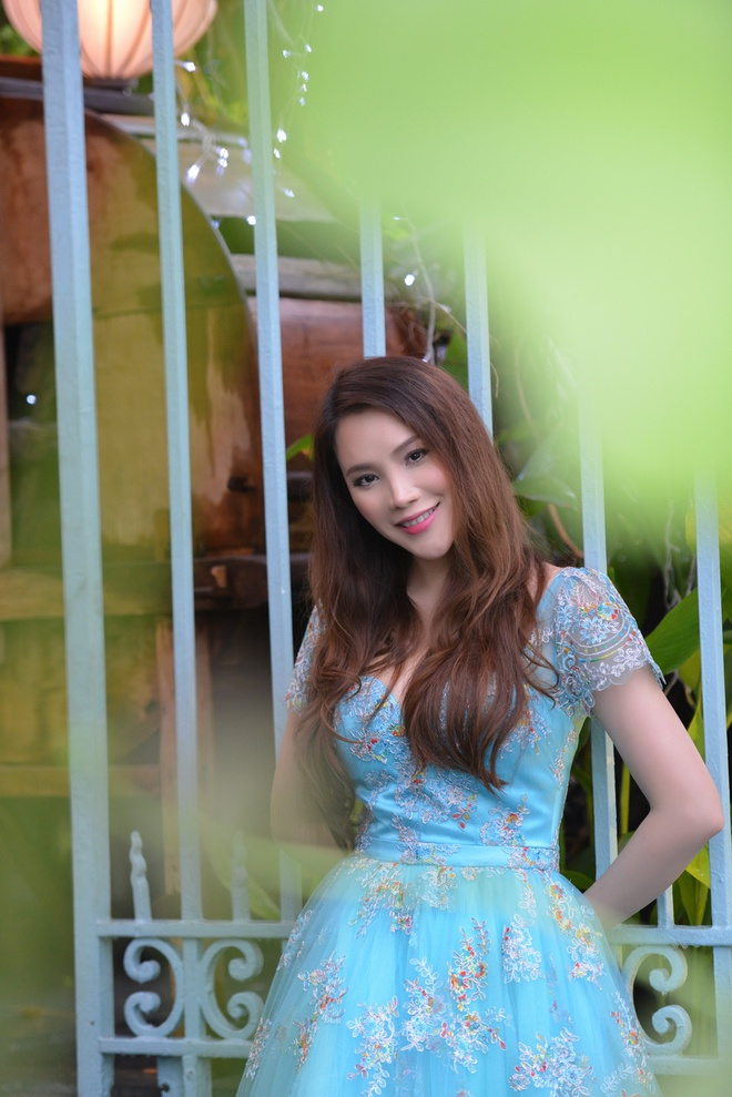 Ho Quynh Huong gop mat o ban ket Got To Dance hinh anh 2
