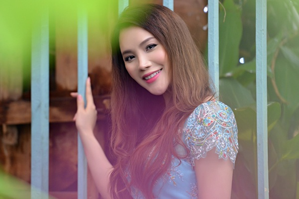 Ho Quynh Huong gop mat o ban ket Got To Dance hinh anh