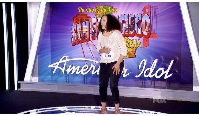 Thi sinh giong tong thong Obama gay sot o American Idol hinh anh 4