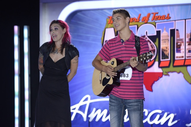 Thi sinh giong tong thong Obama gay sot o American Idol hinh anh 1