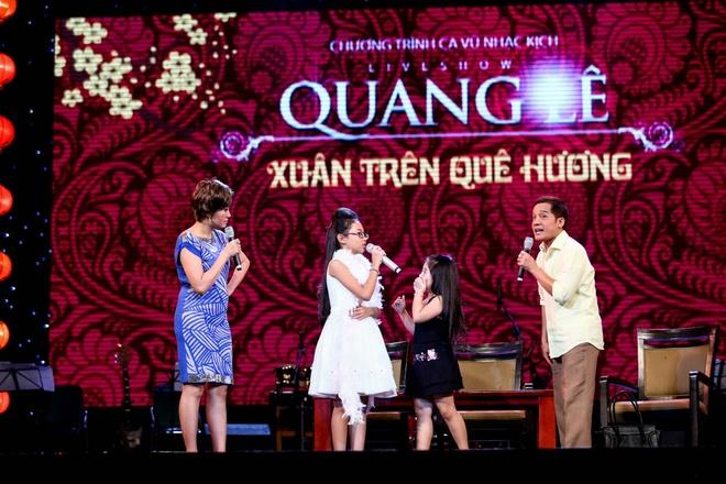 Phuong My Chi song ca, tau hai voi ba nuoi Quang Le hinh anh 11