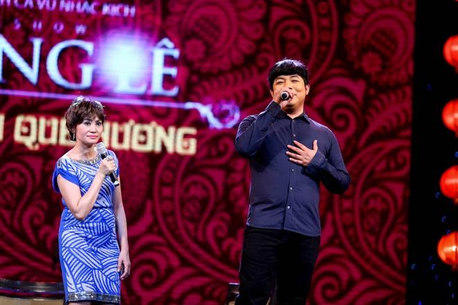 Phuong My Chi song ca, tau hai voi ba nuoi Quang Le hinh anh 15