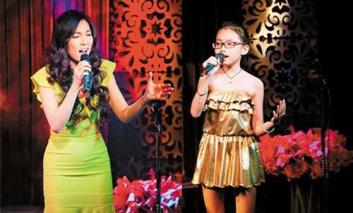 Hien Thuc - My Chi va 2 lan hiem hoi dung chung san khau hinh anh 2