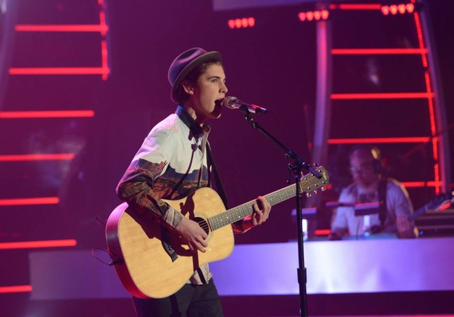 Sam Woolf - We Are Young hinh anh