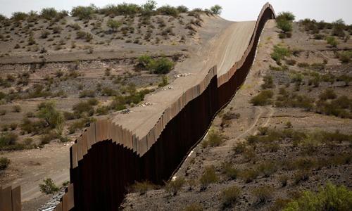 Tổng thống Biden bị chỉ trích vì tiếp tục xây bức tường thời ông Trump -  Thế giới