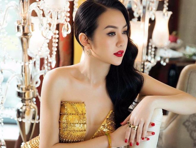 Bi quyet giup ba xa Tuan Hung lay lai vong eo 58 cm sau sinh hinh anh